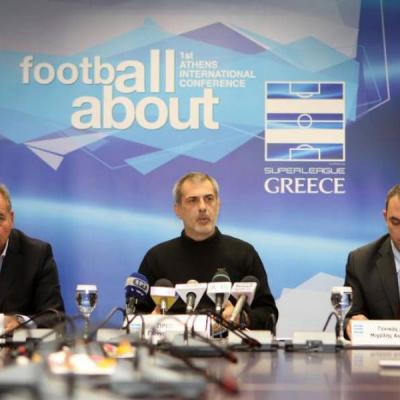"2o Διεθνές Συνέδριο ""Footballabout"""